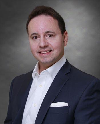 Headshot of Michael Aldi