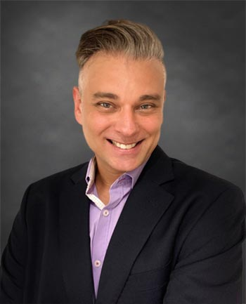 Headshot of Michael Rubino