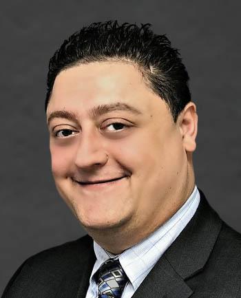Headshot of Lazaros Vastardos