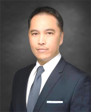 Headshot of Jerry Watung