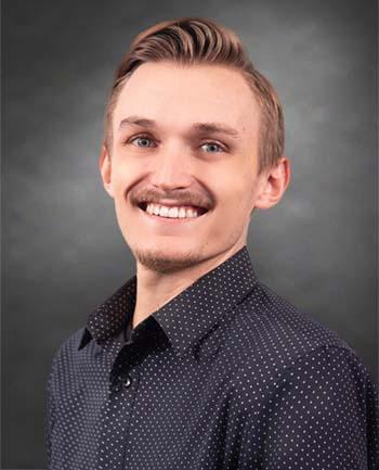 Headshot of Tanner Johnson