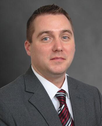 Headshot of Gregory  Burnell