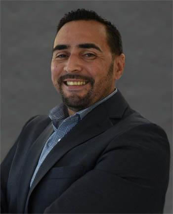 Headshot of Marlon  Hernandez