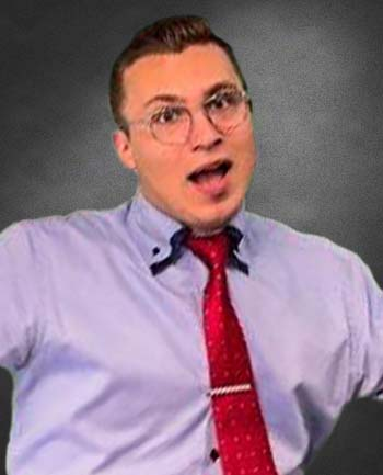 Headshot of Vitaliy Nikolaenko