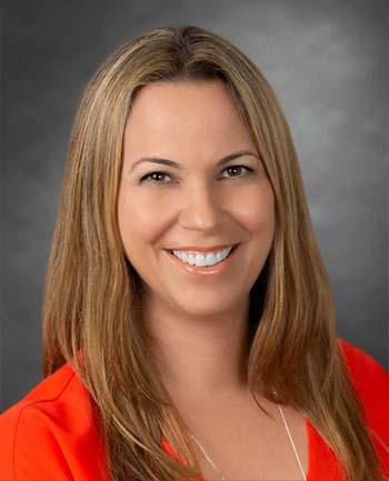 Headshot of Marci Muehlhauser