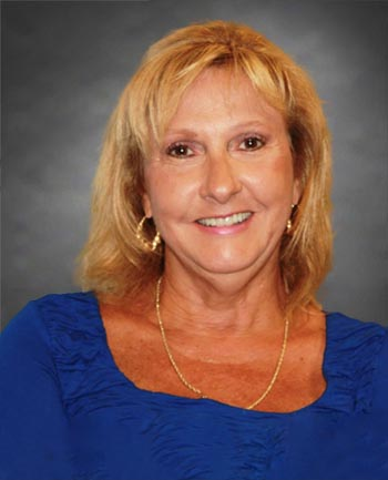 Headshot of Sue Weeks