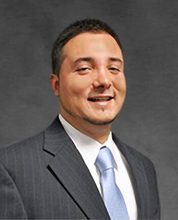 Headshot of Vince  Caicedo