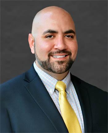 Headshot of Michael Chaput