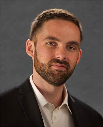 Headshot of Andrew  Emmenegger