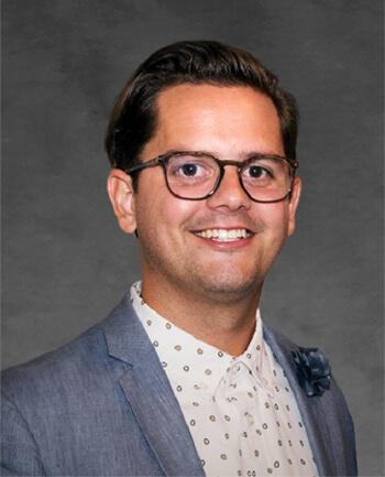Headshot of Zach Mick