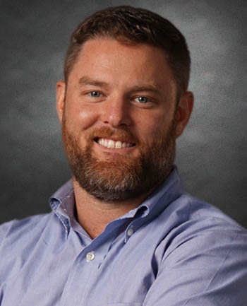 Headshot of Wesley Graham