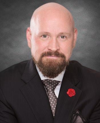 Headshot of Christopher Kiblin