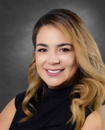 Headshot of Ingrid Garcia