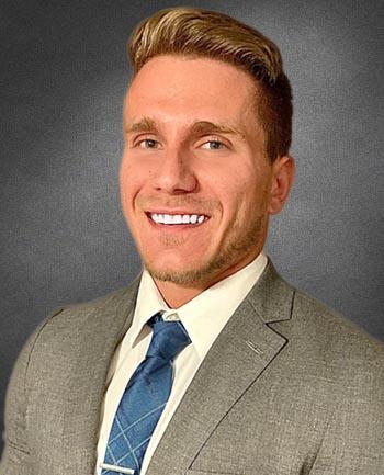 Headshot of Brett Bleess