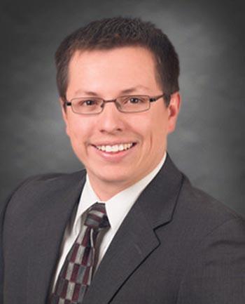 Headshot of Shawn Rancourt