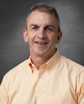 Headshot of Mark Hesser