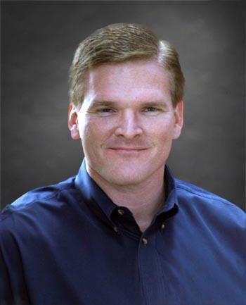 Headshot of Mike Ramsey
