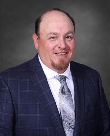 Headshot of Tim White