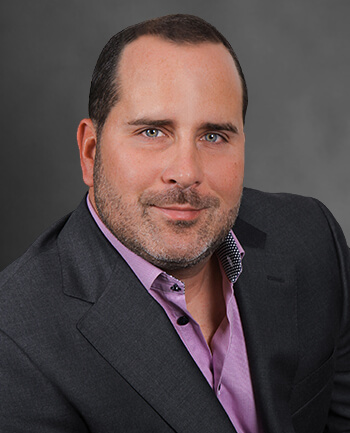 Headshot of Kevin Potter