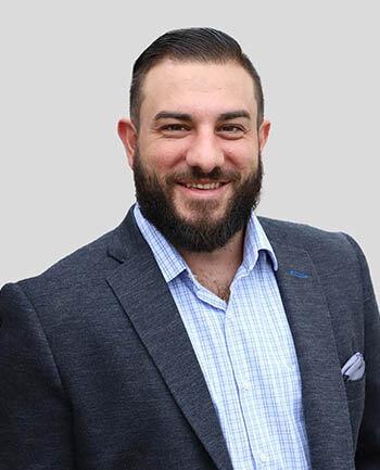 Headshot of Giuseppe Seniti