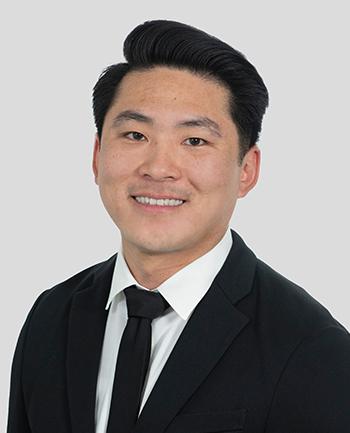 Headshot of Joe Kim