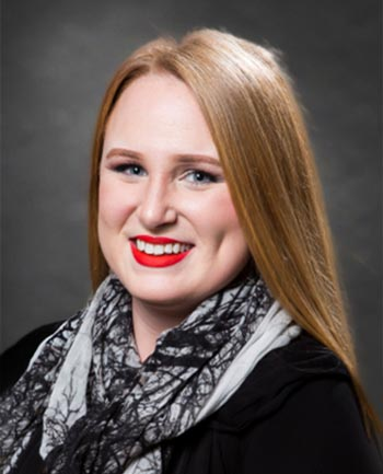 Headshot of Courtney Taylor