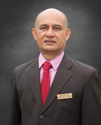 Headshot of Kumar Singh Dangi