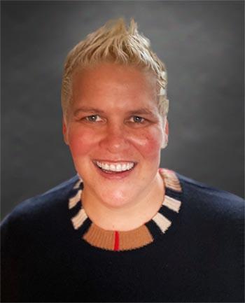 Headshot of Jen Morrison