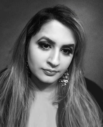 Headshot of Sushma Sharma