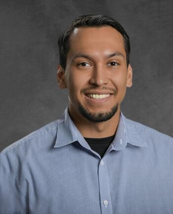Headshot of Armando Ibarra