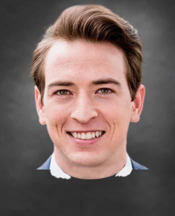 Headshot of William Stribling