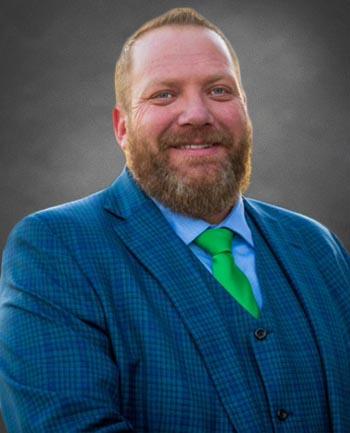 Headshot of Todd Emerson Albrecht