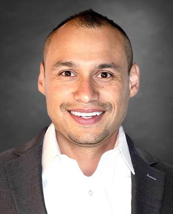 Headshot of Victor Delgado