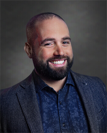 Headshot of Joe  Dimeo