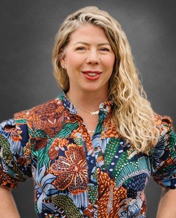 Headshot of Steph Noble