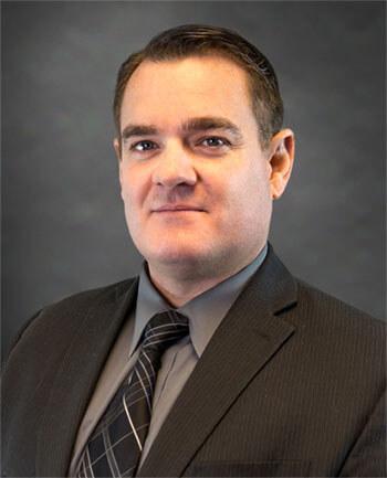 Headshot of Shane Calder