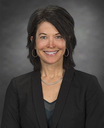 Headshot of Christine Thierry