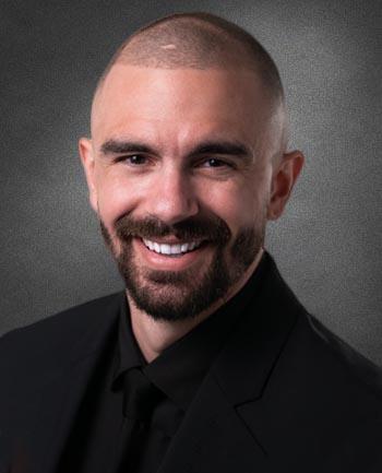 Headshot of Michael Domingues