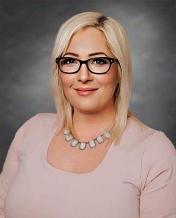 Headshot of Jennifer Brady