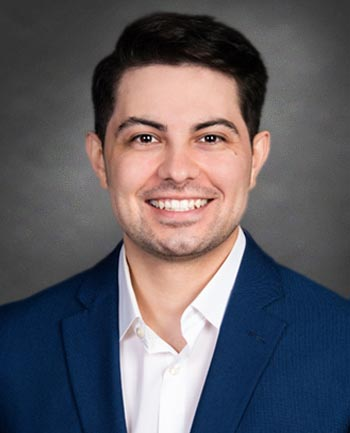 Headshot of Diego Melendez