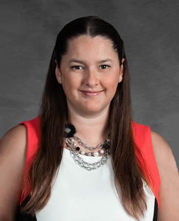 Headshot of Christina Russell