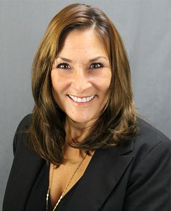 Headshot of Gina Jarrin