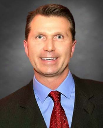 Headshot of Mike Bonds