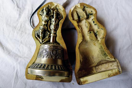 Image of Ritual Bell and Dorje