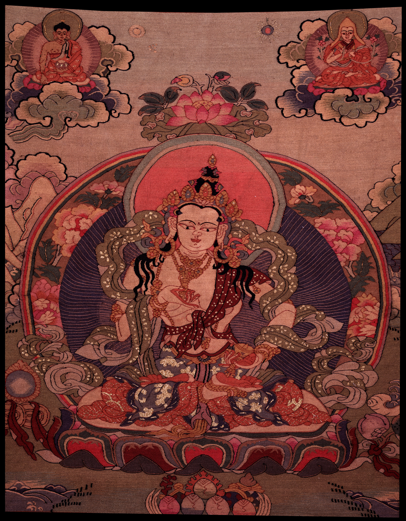 Image of The Heroic Being Vajrasattva