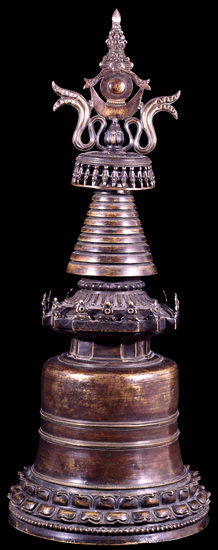 Image of Reliquary Stupa