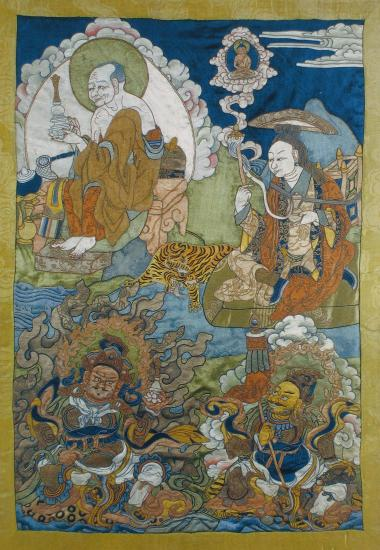 Image of Arhat Tapestry