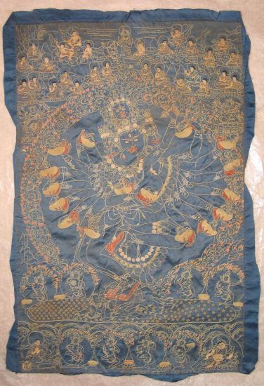 Image of Hevajra Tapestry