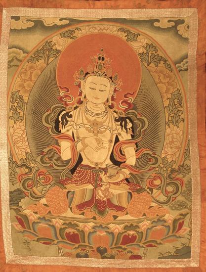 Image of Vajrasattva Tapestry