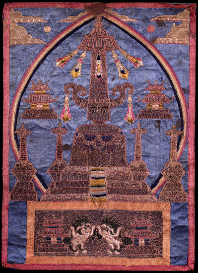Image of Stupa Tapestry